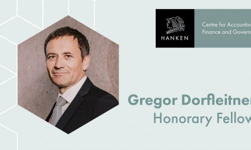 Gregor Dorfleitner Honorary Fellow