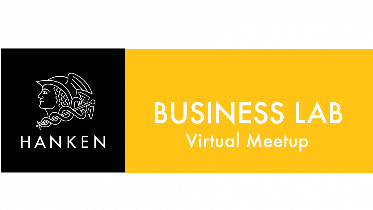 Hanken Business Lab virtual meetup