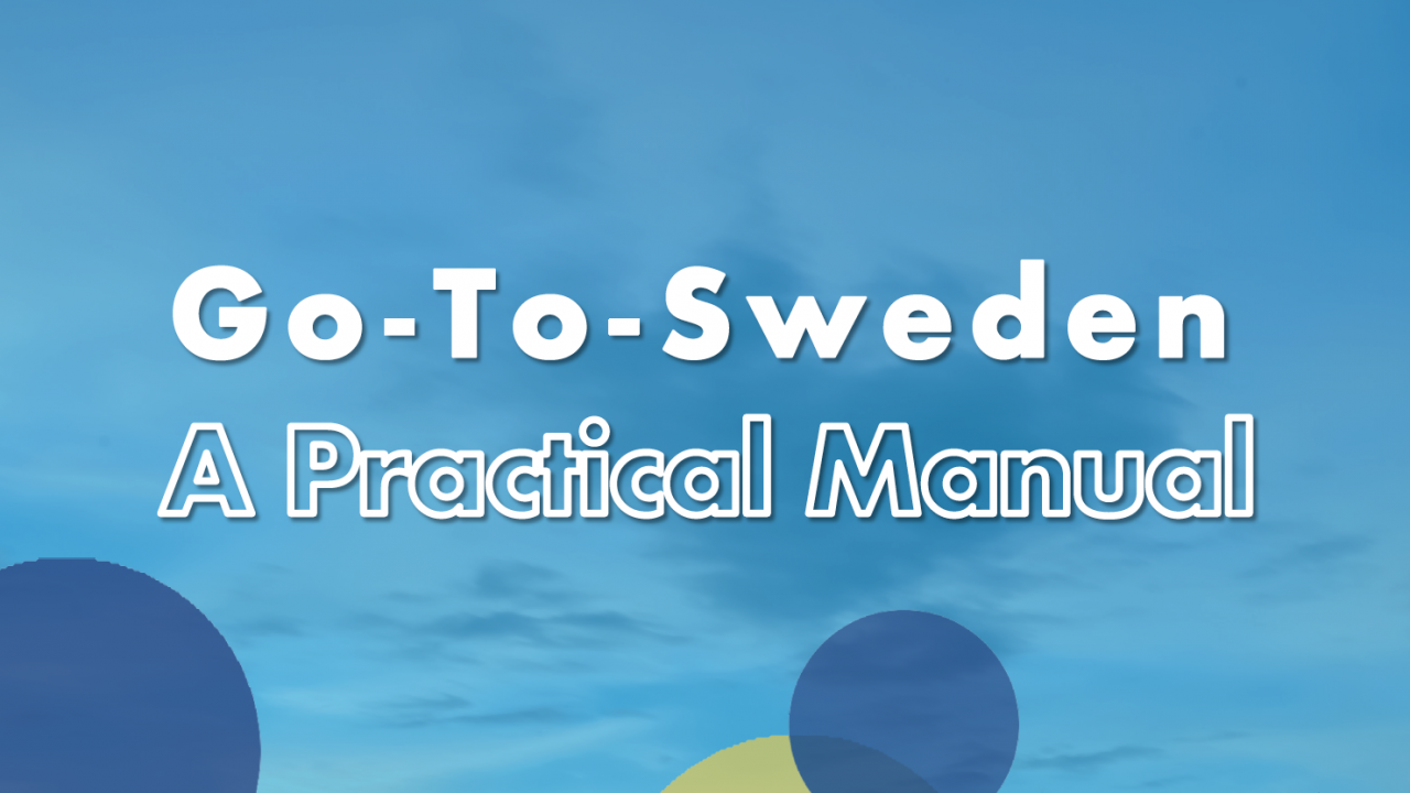 go-to-sweden manual business lab