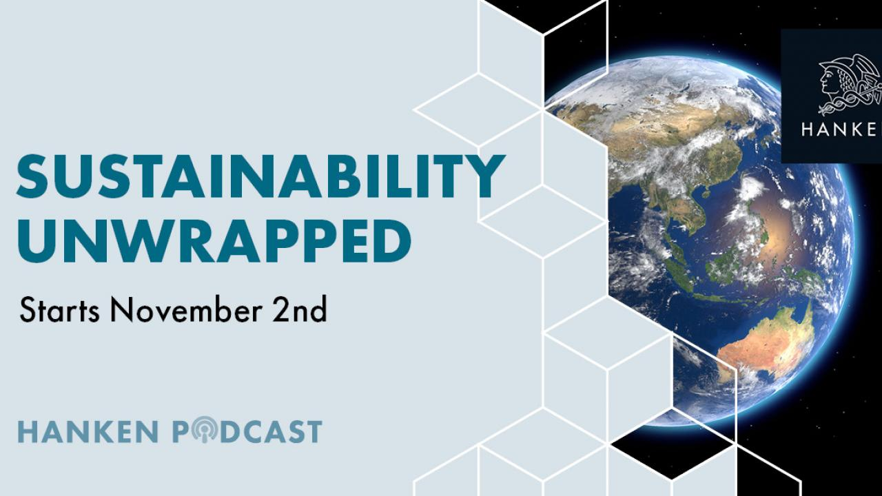 Sustainability Unwrapped