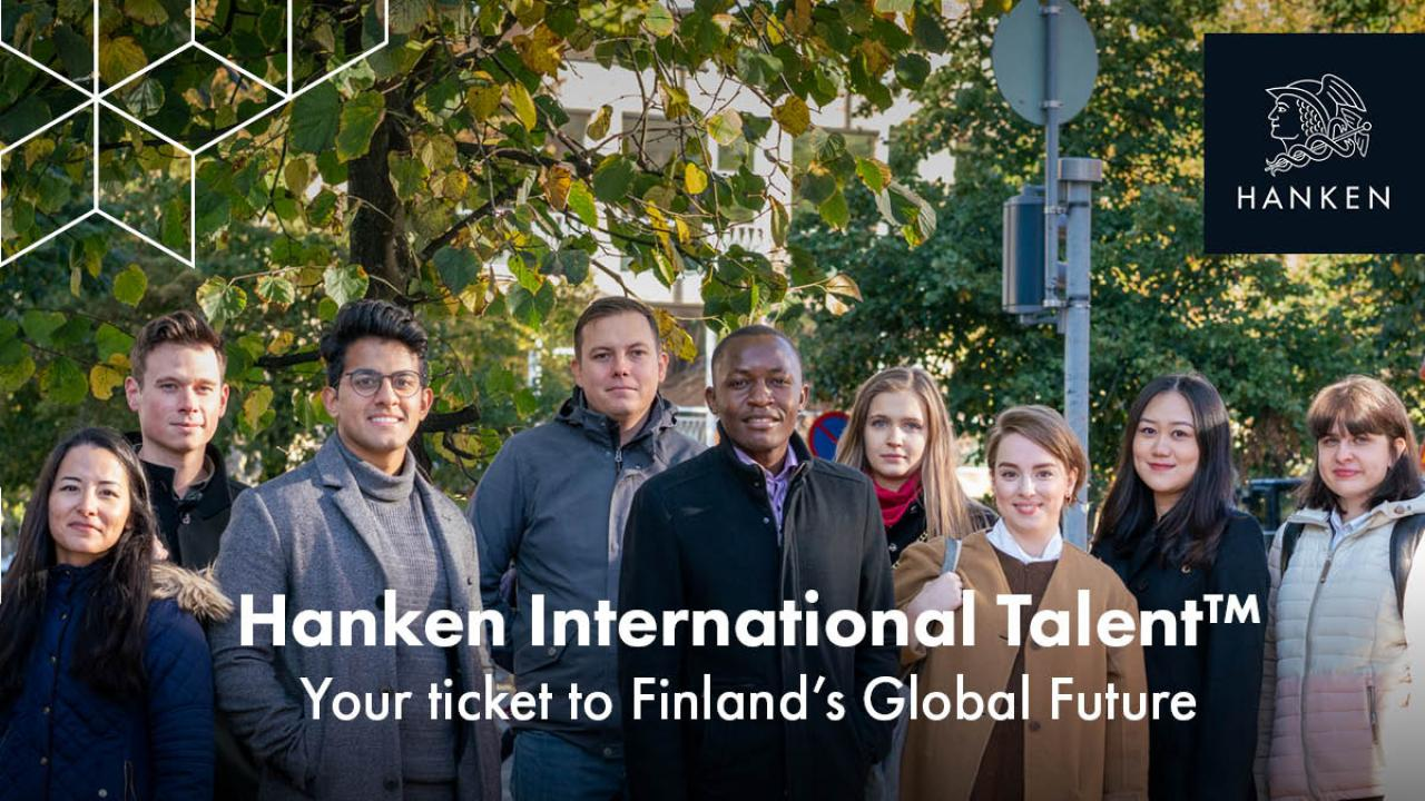 Hanken HIT Students on Autumn 2020