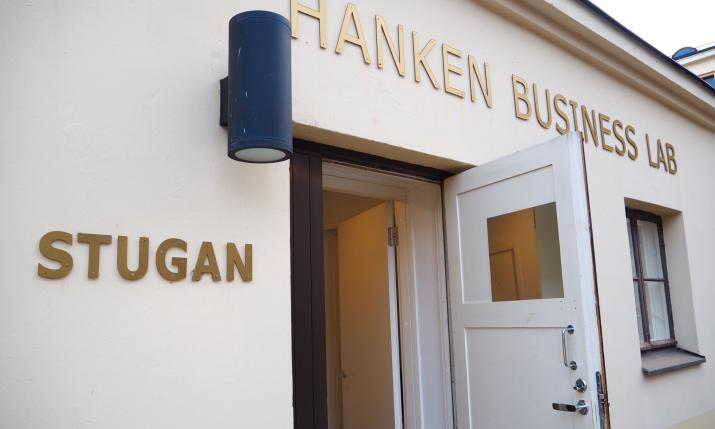 Hanken Business Lab - Stugan i Vasa