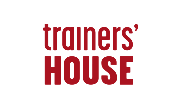 trainers house logo