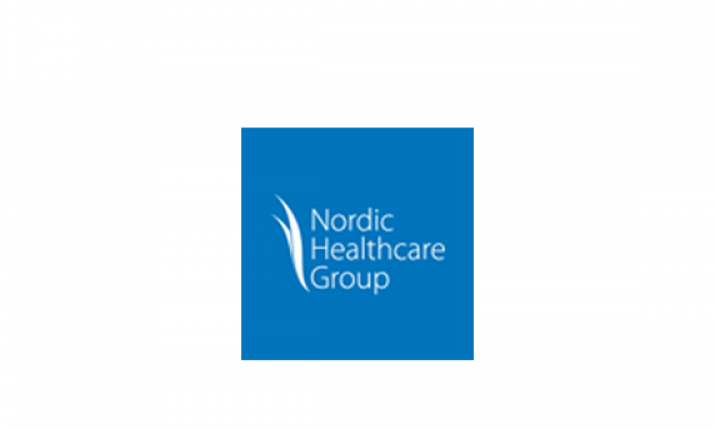 Nordic Healthcare Group logo